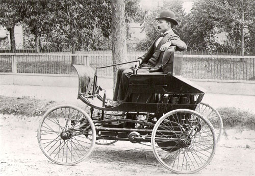 When Was The First Water Car Invented 46
