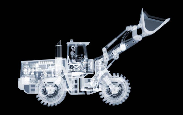 X-Ray photography Nick Veasey extreme x power