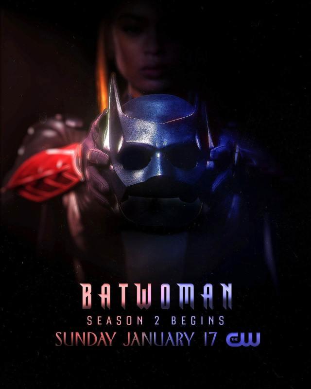 """""""BATWOMAN'"""