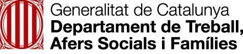 Amb el suport del departament de Treball, Afers Socials i Famílies