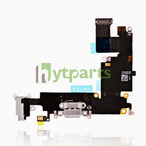 """OEM Replacement Charging Port Headphone Jack Flex Cable with Mic for iPhone 6 5.5"""" Inch"""