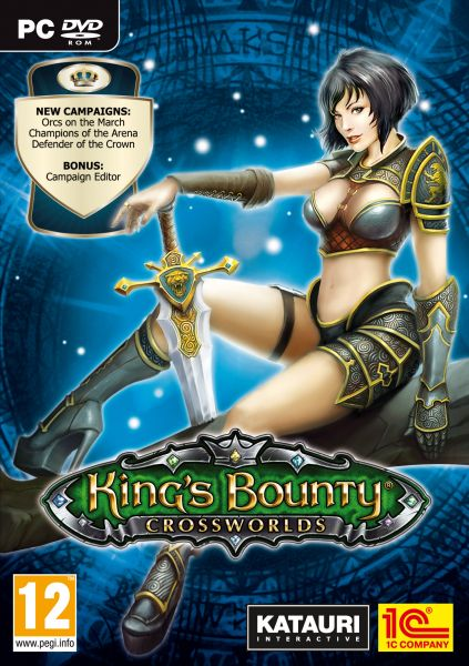 King's Bounty: Crossworlds Pc