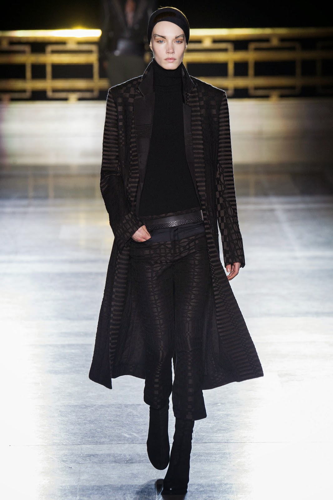 Haider Ackermann fall winter 2014-2015