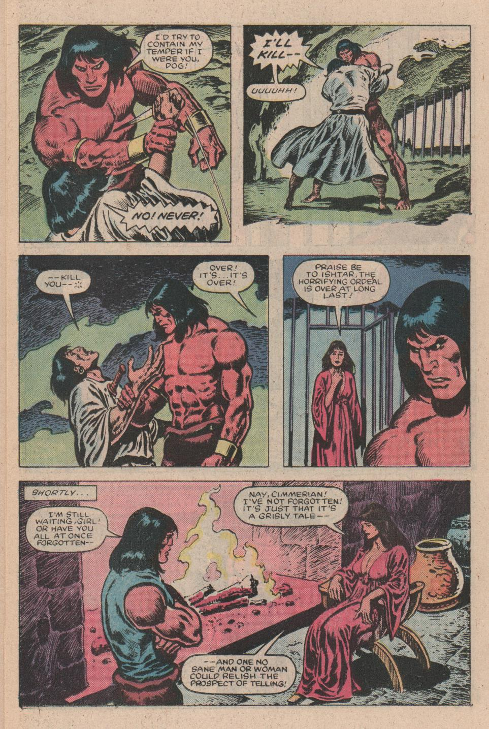 Conan the Barbarian (1970) Issue #156 #168 - English 16