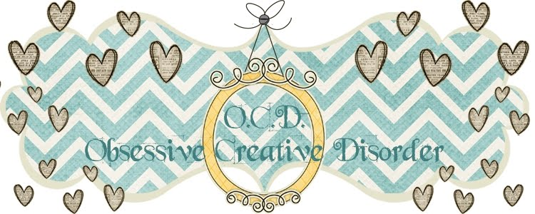 OCD: Obsessive Creative Disorder