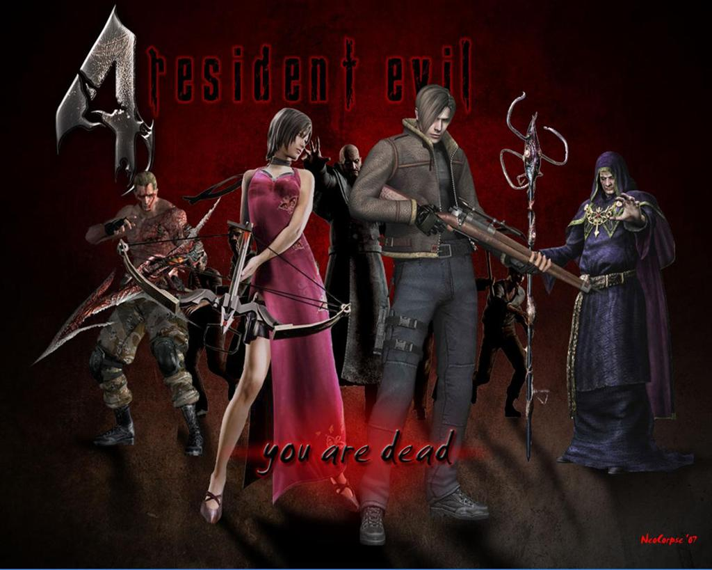 Resident Evil HD & Widescreen Wallpaper 0.534048806730012