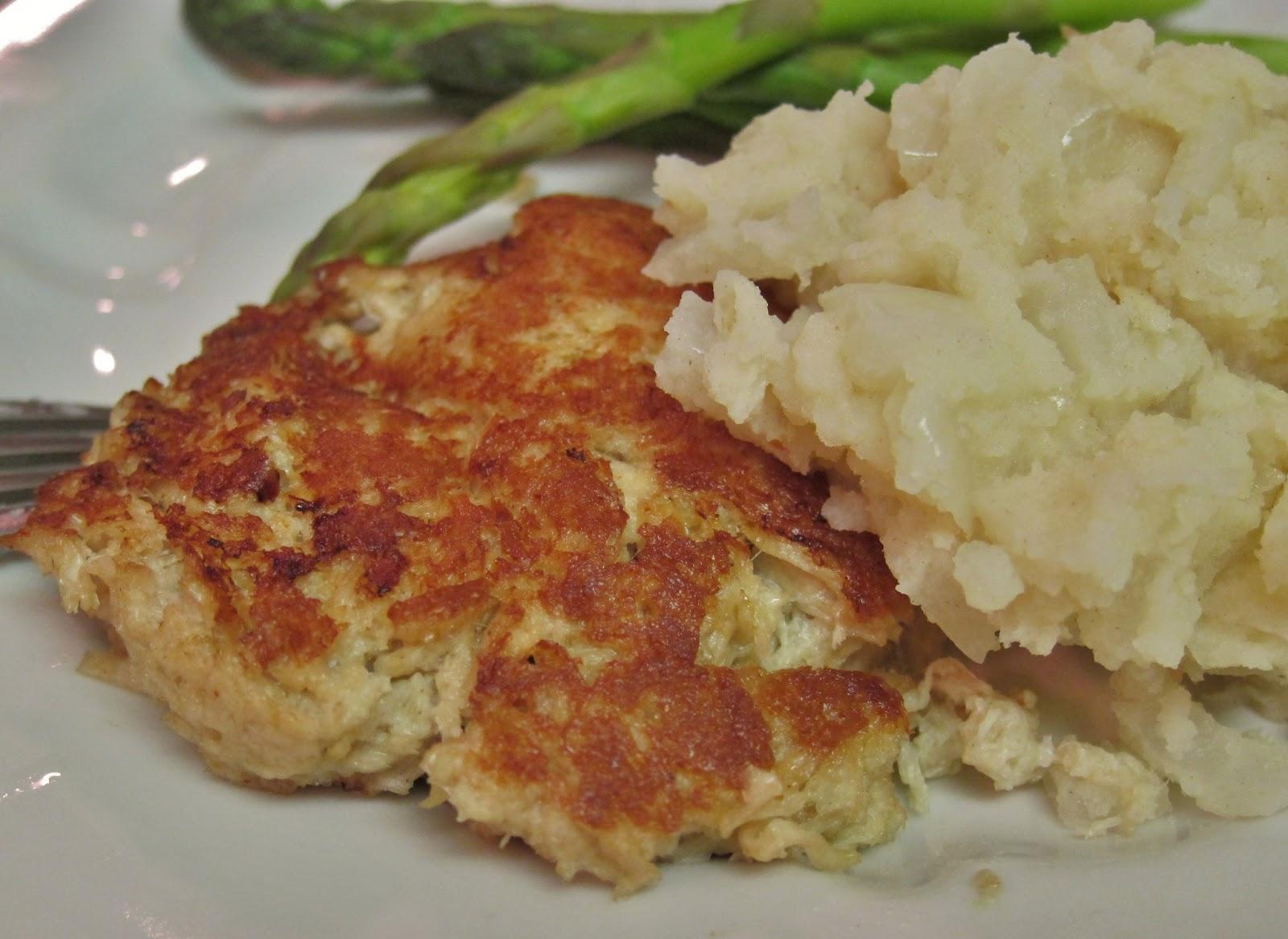 The Vegan Chronicle: Caramelized Onion and Horseradish Mashed Potatoes