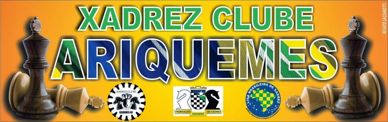 XADREZ CLUBE ARIQUEMES