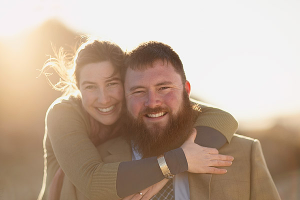 Massachusetts engagement portraits
