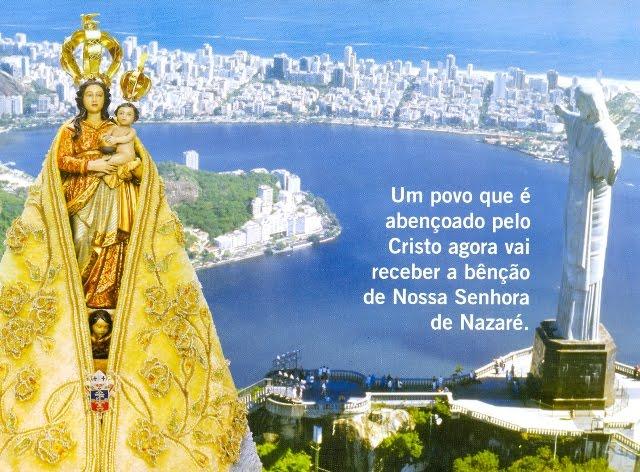 Icatolicacom Arquidiocese Do Rio De Janeiro Recebe Imagem