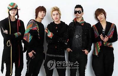 Algunos grupos del kpop!! Mblaq6