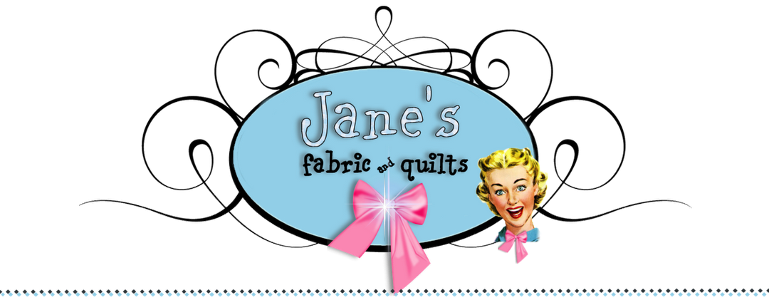 Jane&#39;s Fabrics and Quilts