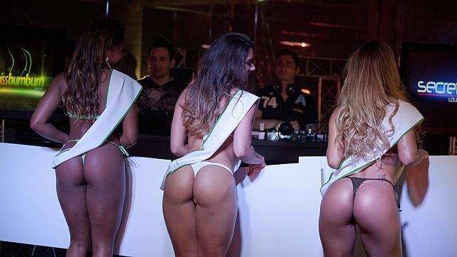 La Cola De Nueva Miss Bumbum Las Mejores Curvas Brasil