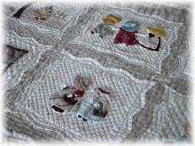 Sunbonnet Quilt - Modle fini