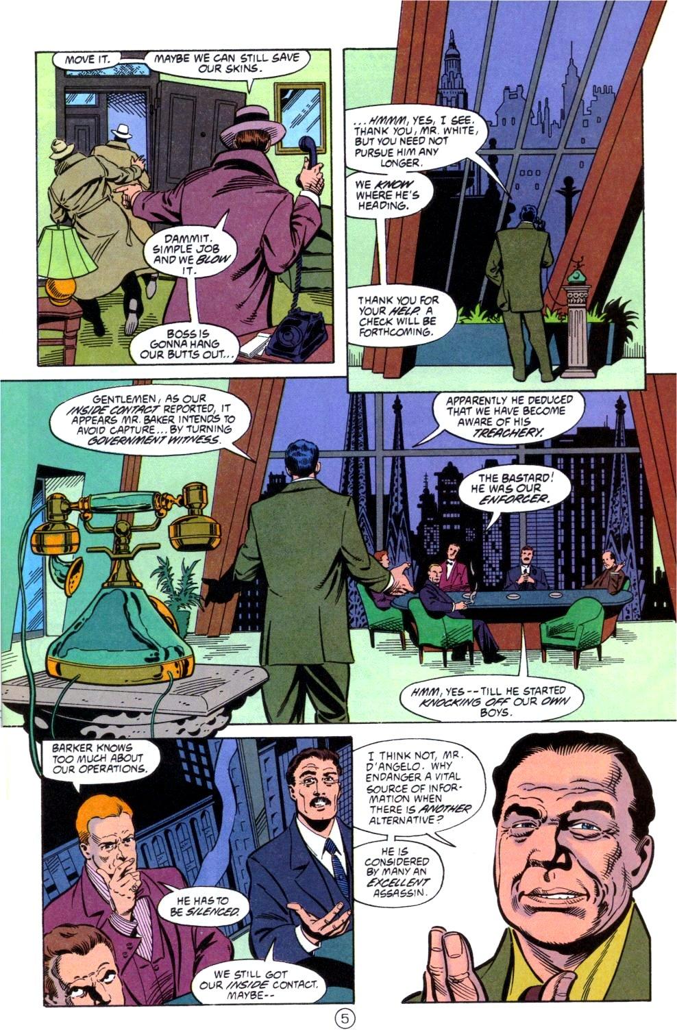 Deathstroke (1991) Issue #6 #11 - English 6