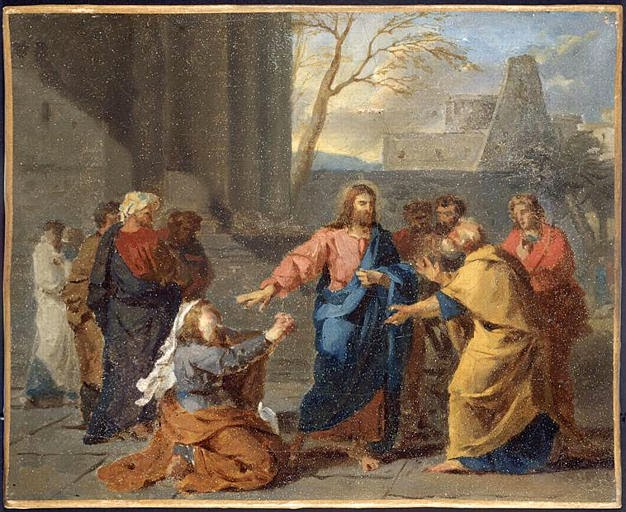 the canaanite woman To be like the canaanite woman – approach god, and the world, with both humility and also boldness, trusting in god's grace.