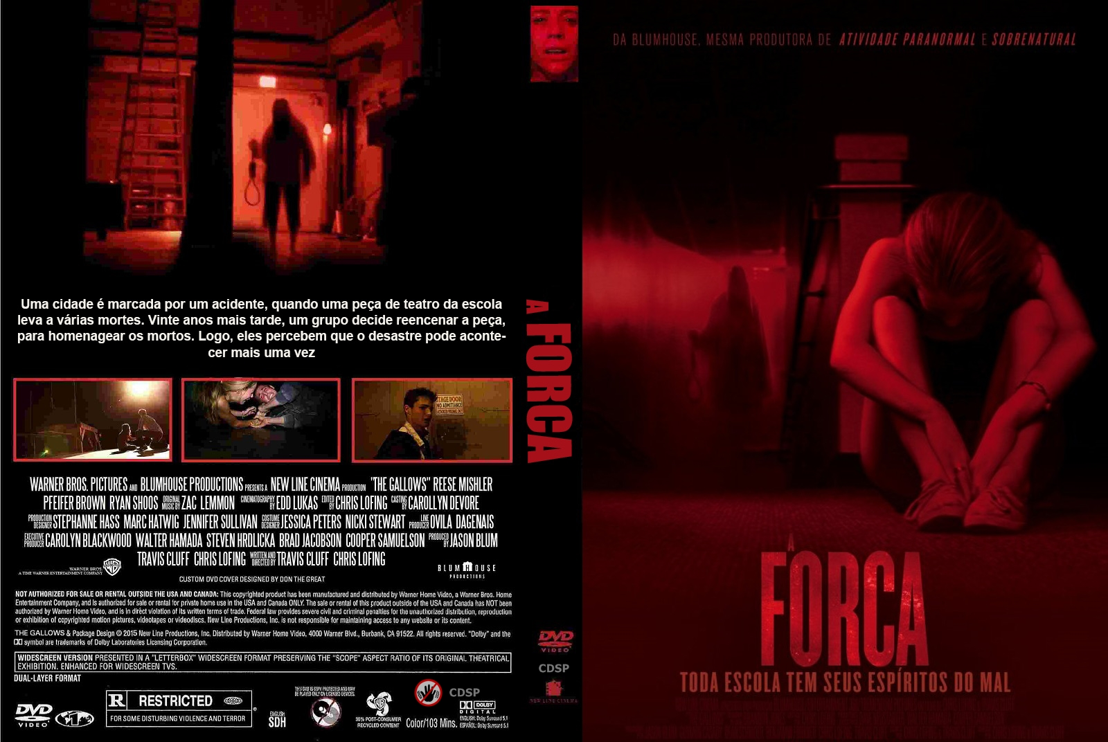 Download A Forca BDRip XviD Dual Áudio A 2BFORCA