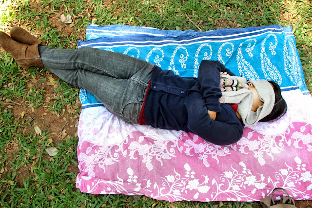 Women are being forced to sleep in public areas