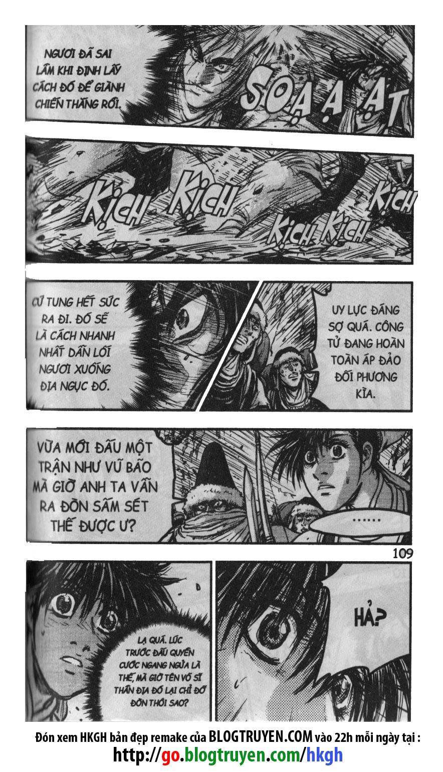 Hiệp Khách Giang Hồ chap 416 Trang 11 - Mangak.info