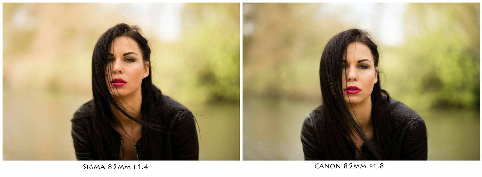 Yat Tang Photographer: Bokeh Blur Comparison Sigma 85mm f1.4 Vs ...
