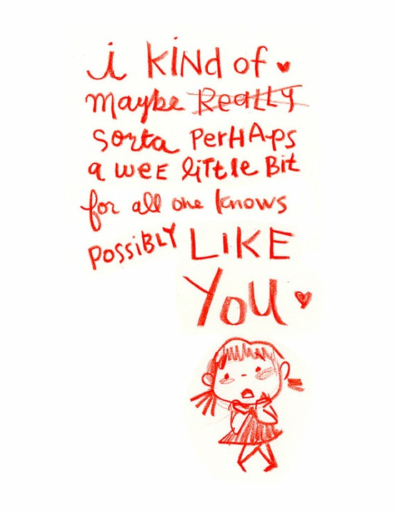 Cute I Like You Quotes