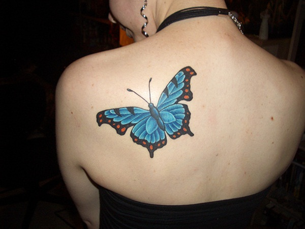50 Butterfly Tattoo Designs For Women Page 3 Of