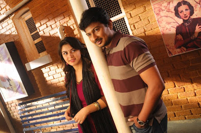 Hanishka Motwani and udhayanidhi Stalin Stills