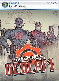 Skyshines Bedlam-CODEX TERBARU 2016 cover