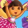 Jogue com Dora A Aventureira e encontre os números escondidos de cada nível.