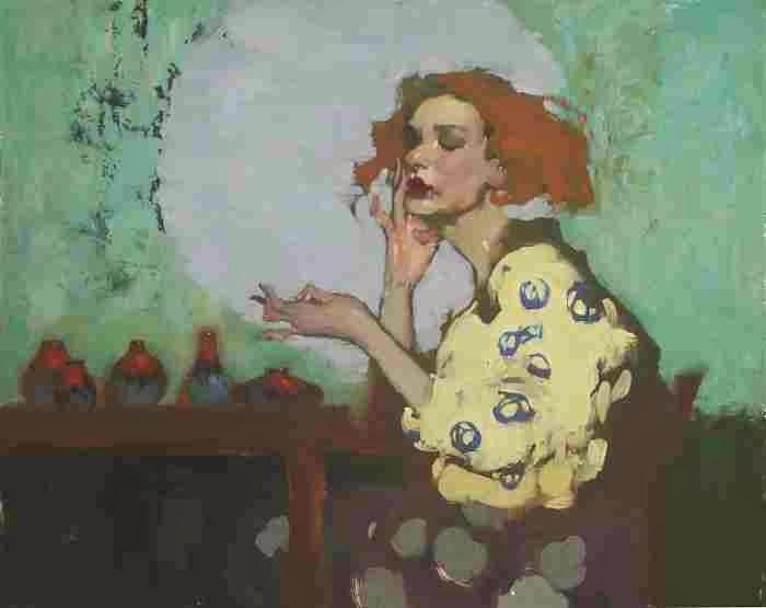 Искусный живописец. Milt Kobayashi
