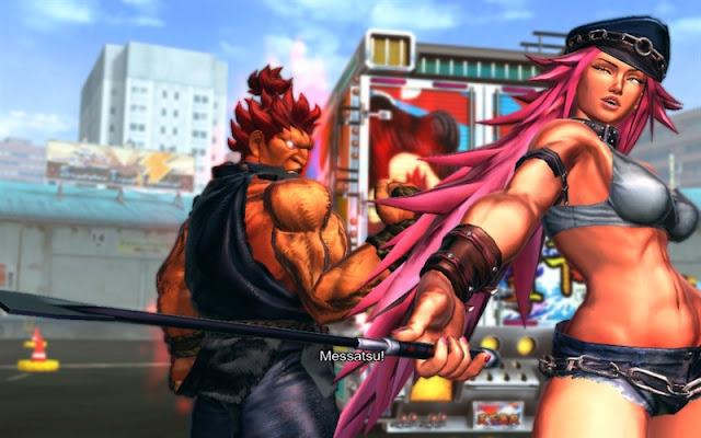 Street Fighter X Tekken PC Download Photo