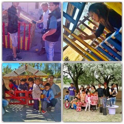 Actividad Solidaria - Pueblo Nuevo