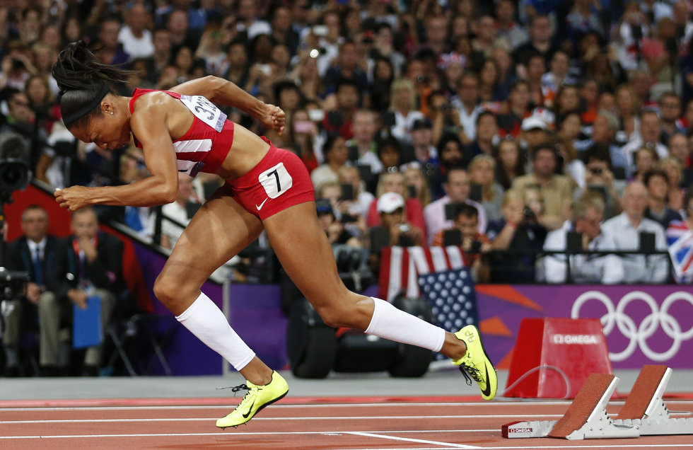 the olympic athlete essay