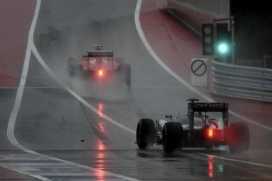 Clasificación Gran Premio Estados Unidos