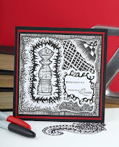 Published in Craft Stamper and  Web Extra