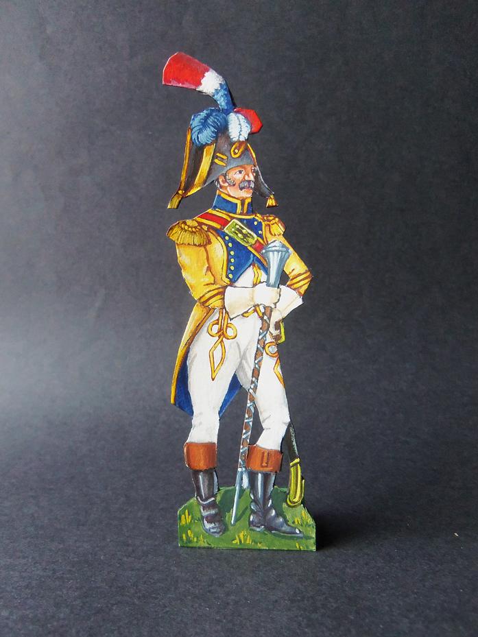 Tambour Major 67ème régiment  100_1340