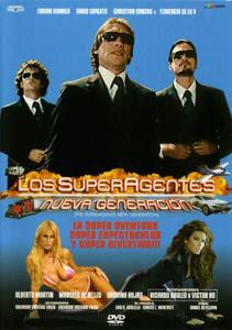 descargar Los Superagentes: Nueva Generacion – DVDRIP LATINO