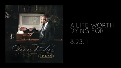 Dying To Live - PRo - Album Release Date image