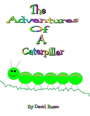 The Adventures Of A Caterpillar is now available on Amazon.  Please click below for the book.