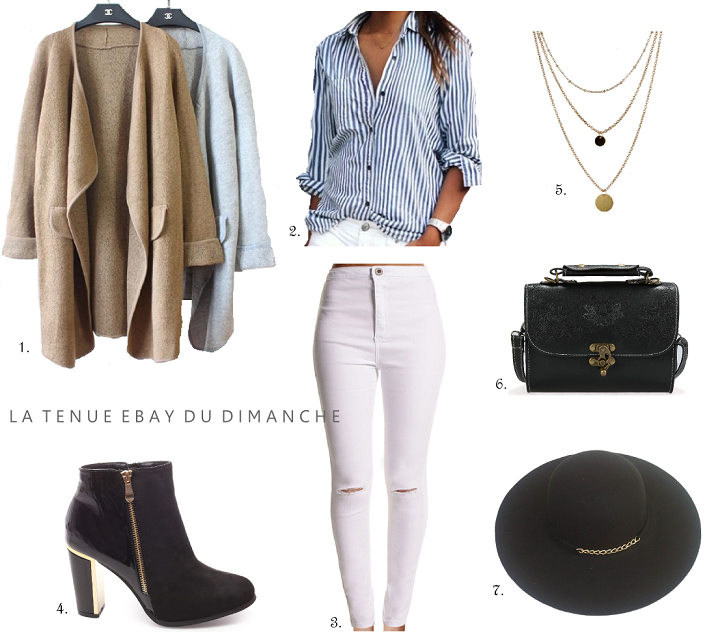 la tenue ebay du dimanche 44 pauline dress blog mode. Black Bedroom Furniture Sets. Home Design Ideas