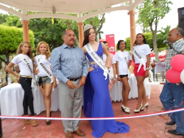 Inician Fiestas Patronales en Barahona