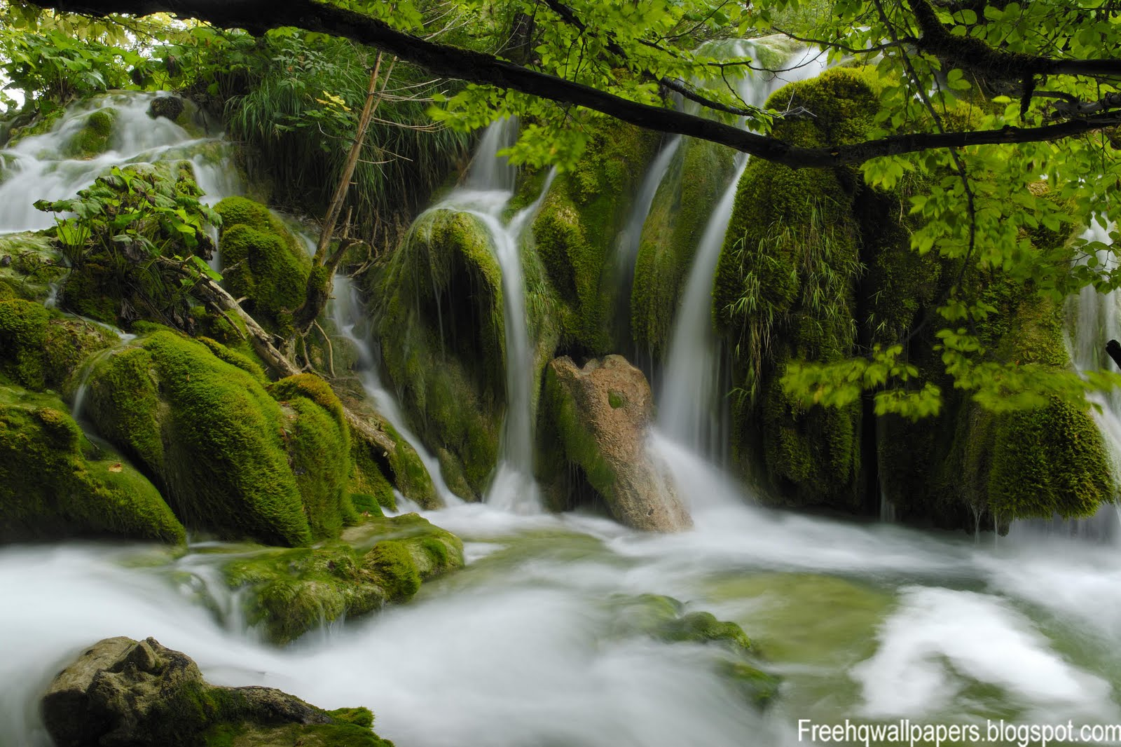 Waterfall inside Neidong National Forest Recreation Area, Wulai ...