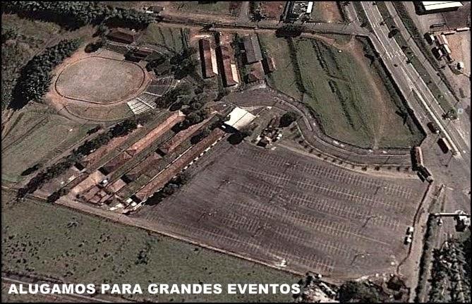 PARQUE DE EXPOSIÇÕES DE VARGINHA