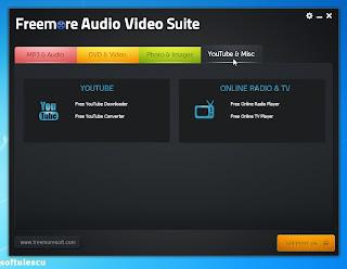 Freemore Audio Video Suite - Youtube