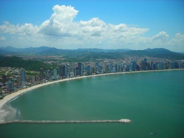 Lugares Turisticos de las Playas de Brasil Santa Catarina