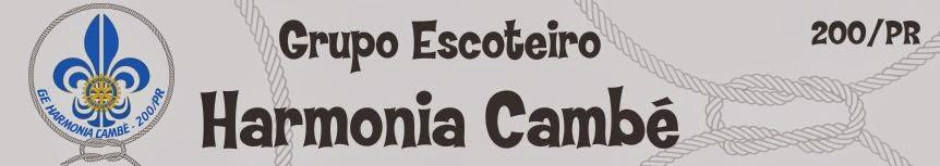 GRUPO ESCOTEIRO HARMONIA