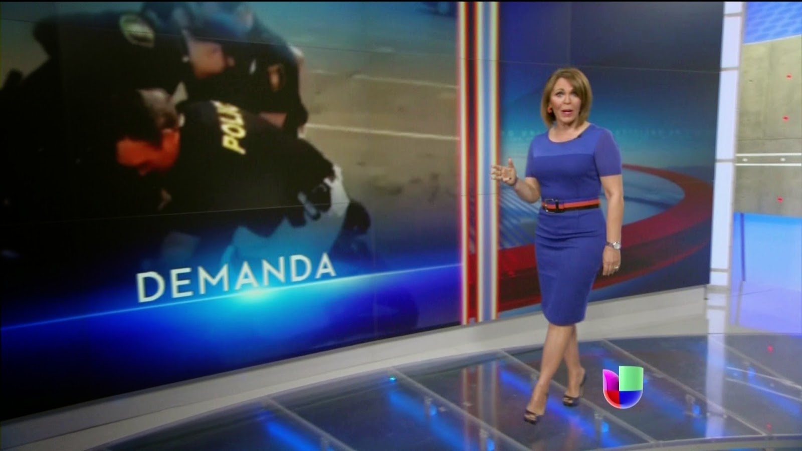 Women From TV Pictures: Maria Elena Salinas Pictures