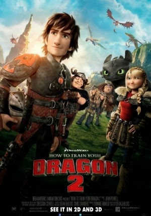Jadwal Film HOW TO TRAIN YOUR DRAGON 2 New Star Cineplex Pasuruan