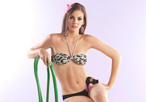 Carolina Aguirre in bikini,Carolina Aguirre in swimwear