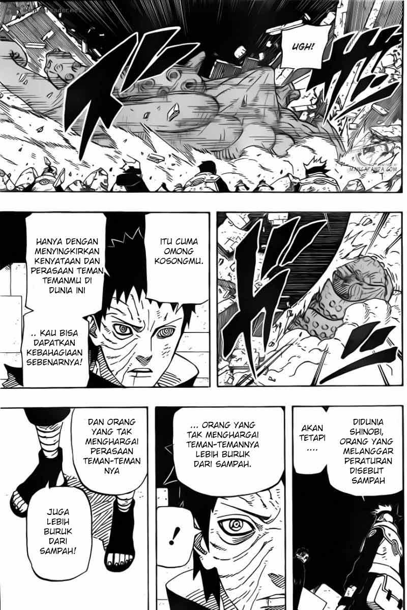 Komik Naruto 630 Bahasa Indonesia Bisa Langsung Membacanya Dibawah Ini